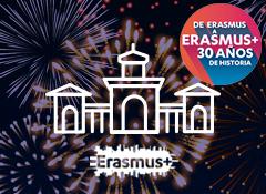30º ANIVERSARIO DE ERASMUS+ EN EDUCACIÓN DE PERSONAS ADULTAS