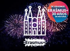 30º ANIVERSARIO DE ERASMUS+ EN EDUCACIÓN SUPERIOR