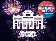 30º ANIVERSARIO DE ERASMUS+ EN EDUCACIÓN ESCOLAR