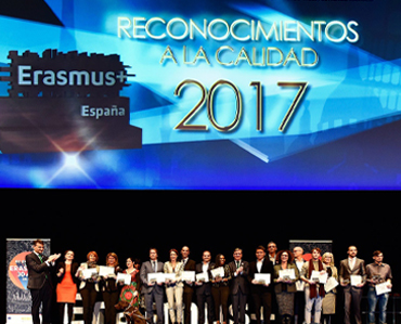 ACTO DE CLAUSURA DEL 30º ANIVERSARIO DE ERASMUS+