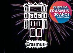 """ACTO CENTRAL """"ERASMUS+: 30 AÑOS ENRIQUECIENDO VIDAS, ABRIENDO MENTES"""""""