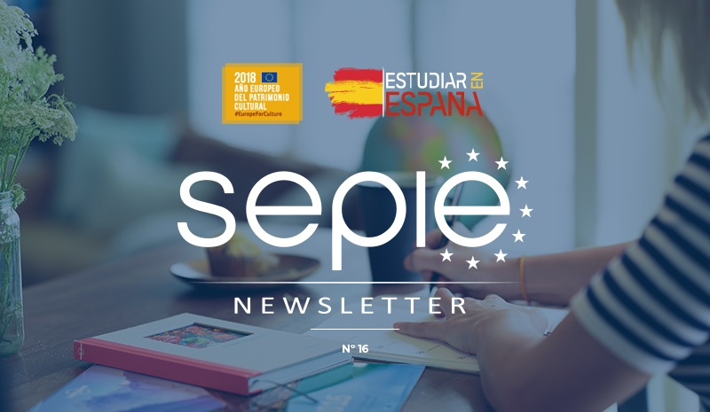 SEPIE Newsletter - Nº 16