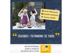 """SEPIE LANZA LA INICIATIVA """"ERASMUS+: PATRIMONIO DE TODOS"""""""