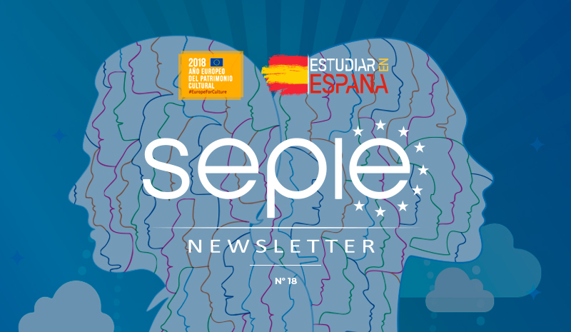 SEPIE Newsletter - Nº 18