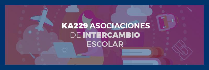 KA229 Asociaciones de intercambio escolar